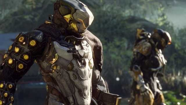 is anthem single-player