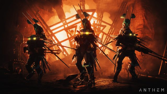 anthem enemy level scaling new players