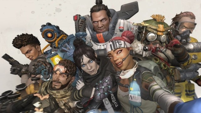 apex legends livestream