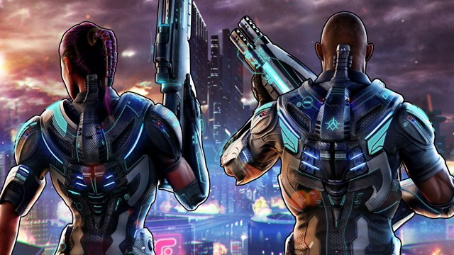 Level up skills fast in Crackdown 3, multiplayer