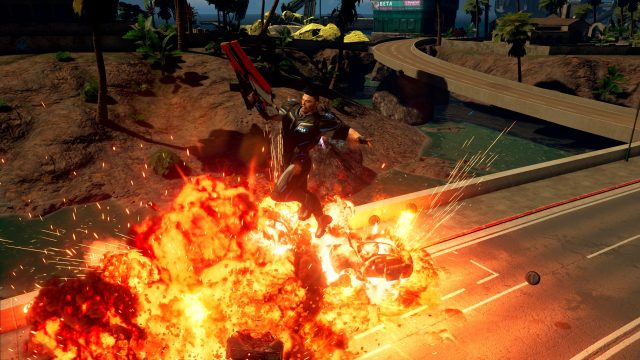 Level up skills fast in Crackdown 3