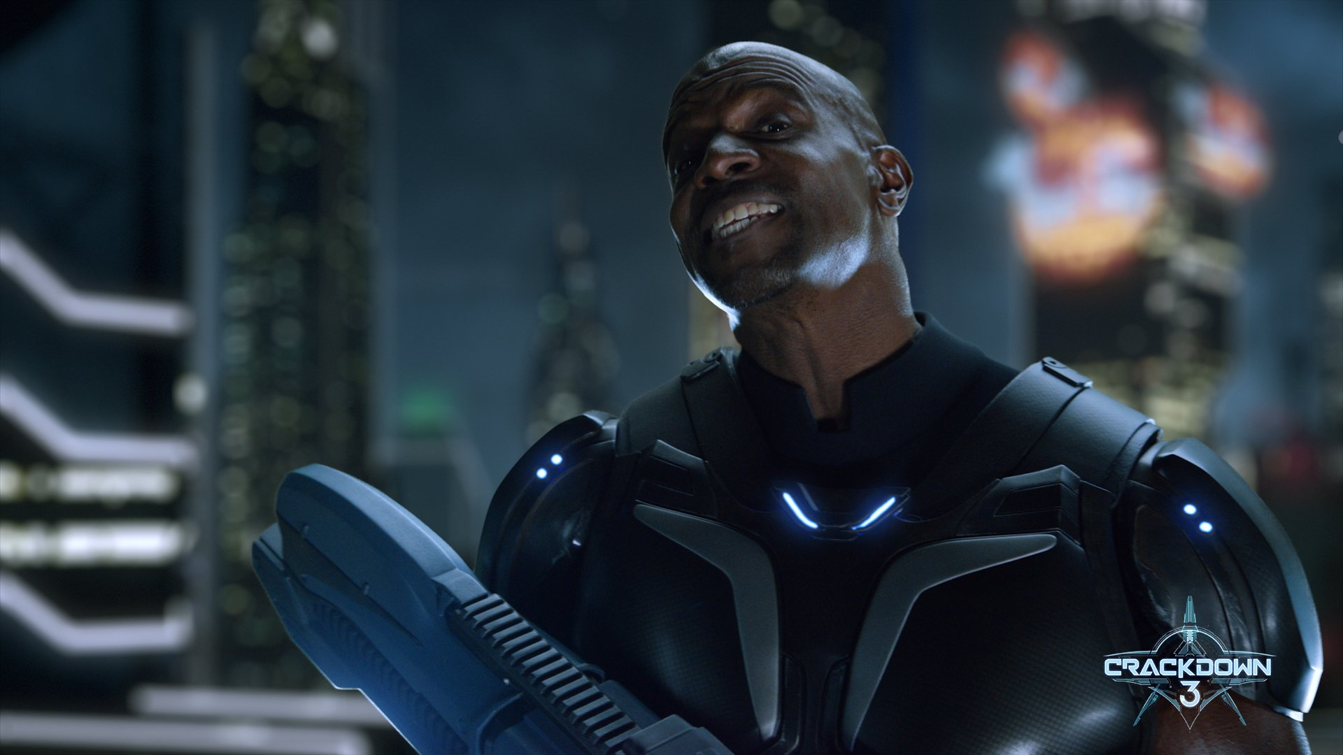 crackdown 3 starting agent