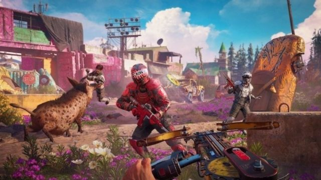far cry new dawn fast travel use