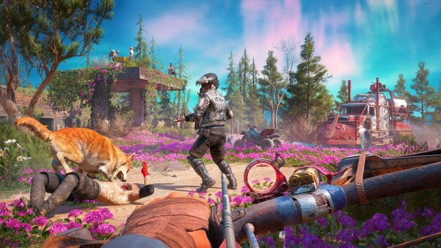 far cry new dawn trophies list bronze