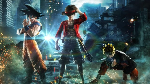 jump force dlc characters revealed