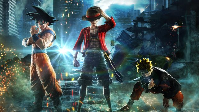 jump force multiplayer lobby