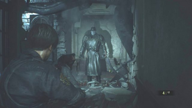 Resident Evil 2 Mr X Mod Puts The Tyrant In A Thong And Flip Flops Gamerevolution