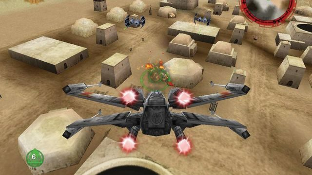 Star Wars Rogue Squadron director
