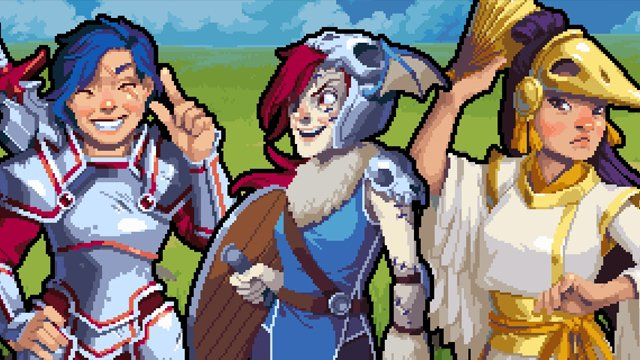 Wargroove PS4 crossplay