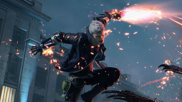 Devil May Cry 5 Pre Load