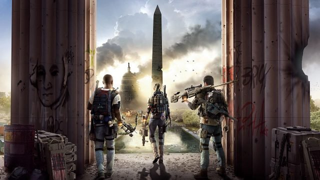 Division 2 Grand Washington hotel open beta bug ps4 xbox one pc