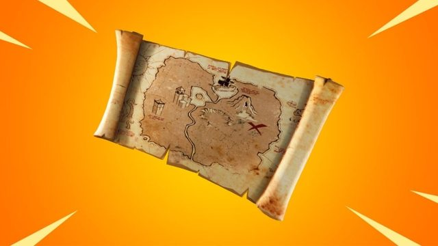 Fortnite Buried Treasure location