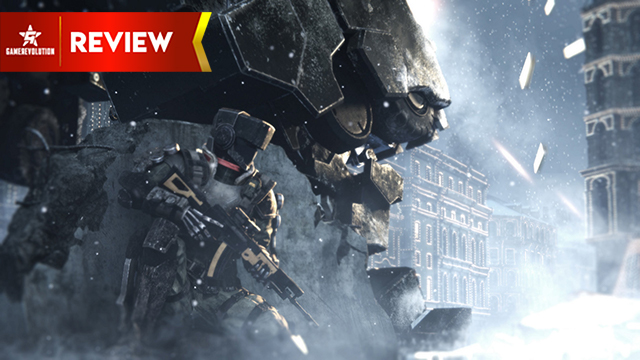 Left Alive Review Better Off Dead Gamerevolution