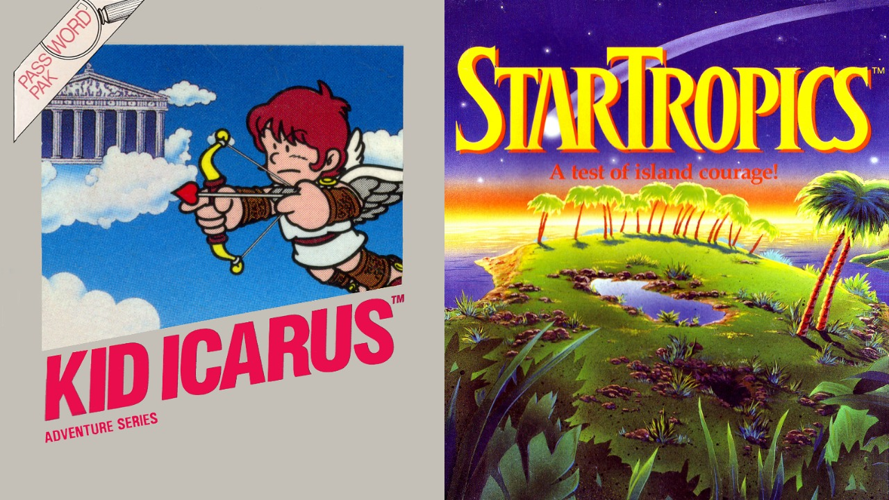 Nintendo Switch Online getting Kid Icarus and Startropics soon