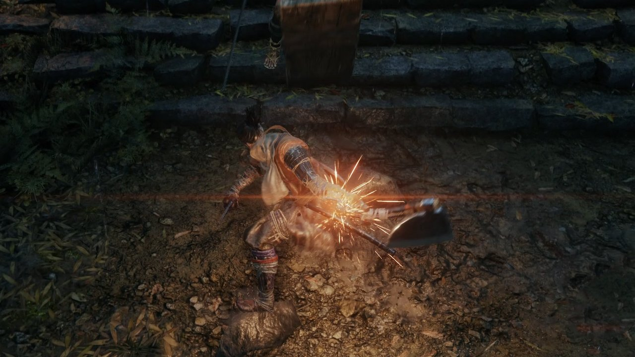 Sekiro Axe Location