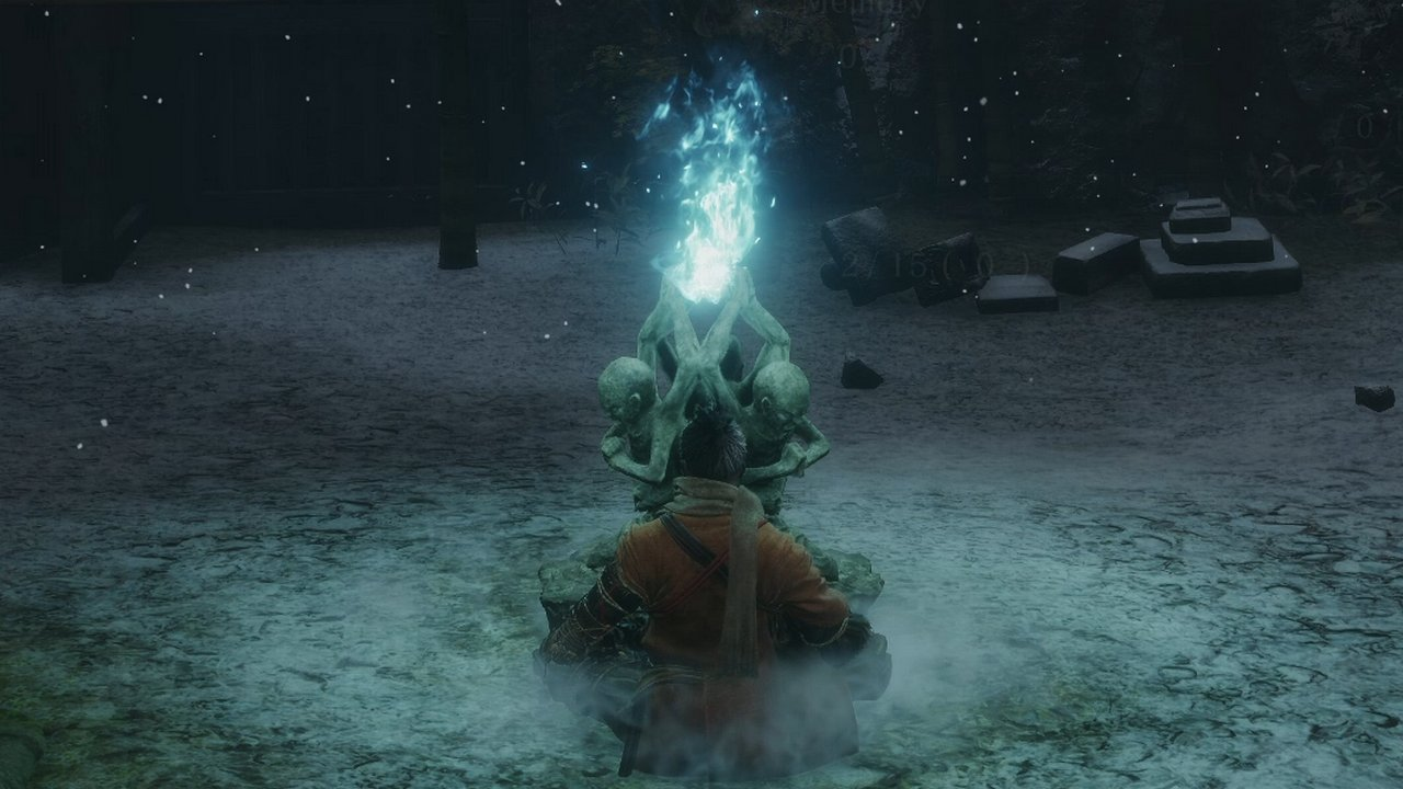 Sekiro Save Sculptor's Idol