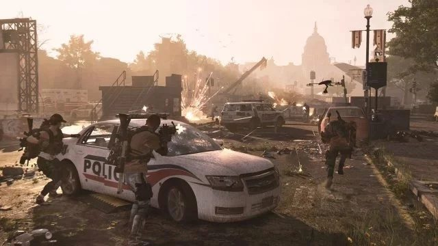 The Division 2 A Friend in Need Not Working