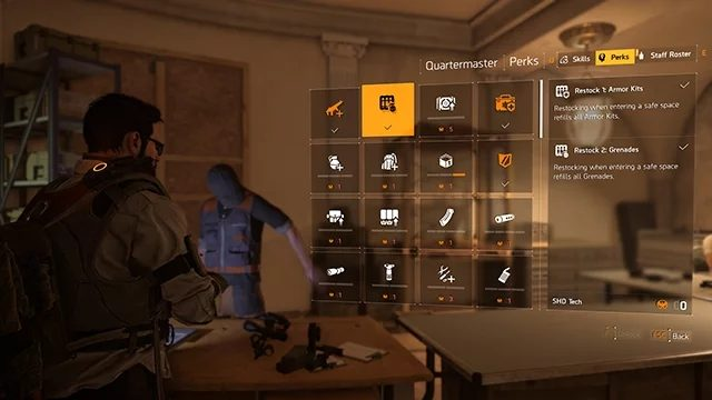 The Division 2 Armor Kits