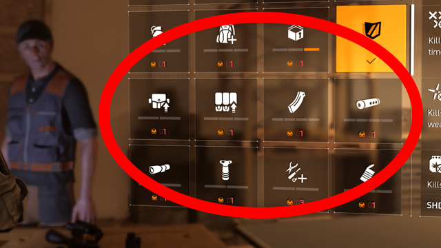 The Division 2 Best Perks