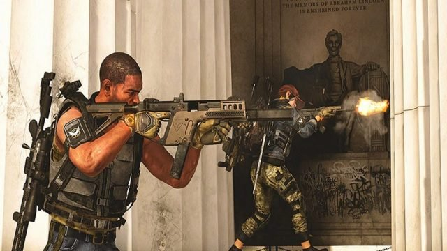 The Division 2 Co-Op Scaling Bug