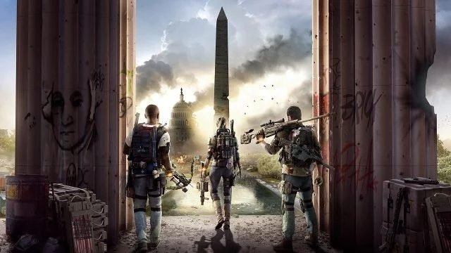The Division 2 PC 100 percent CPU Usage