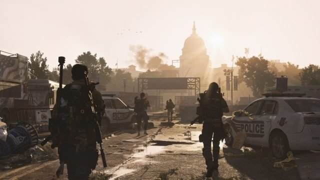 The Division 2 PC Static
