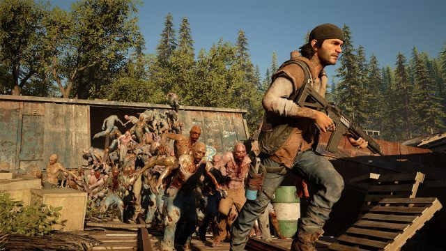 New Days Gone gameplay, April 2019 games