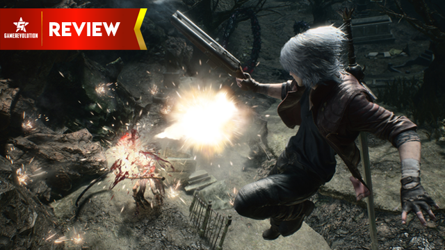 Devil May Cry 5 Review   A rank combat, C rank innovation