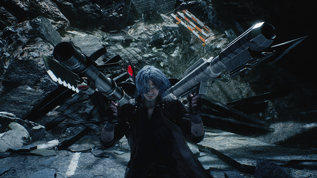 devil may cry 5 rocket launcher how to find secret rocket launcher dmc5