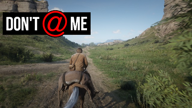 episodic red dead redemption 2 don't at me