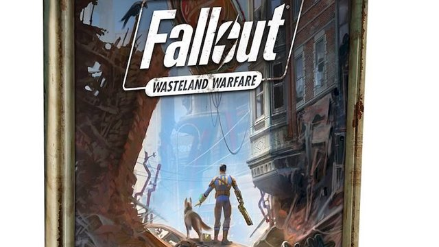 Fallout Wasteland Warfare tabletop RPG