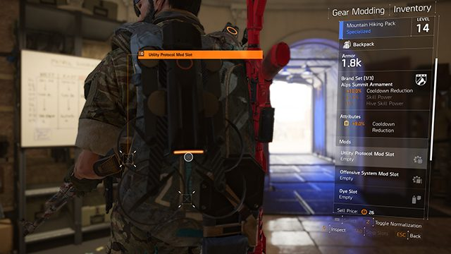 The Division 2 Mods