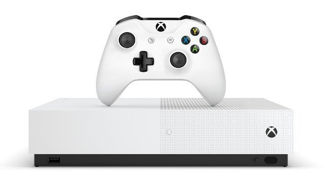 Xbox One S All-Digital Edition release date