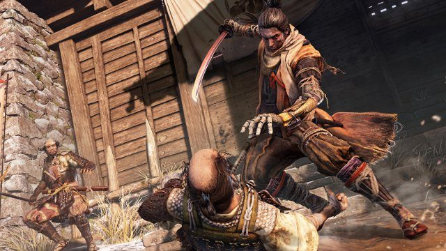 Sekiro Shadows Die Twice launch trailer