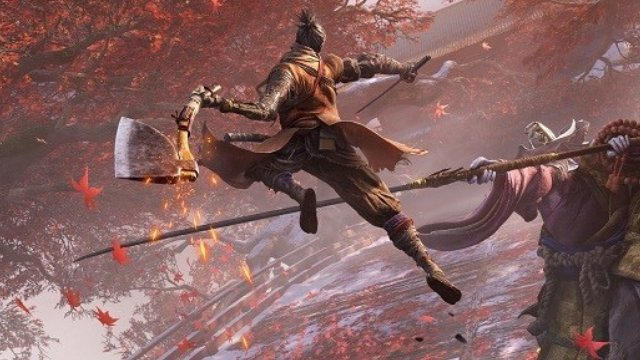 Sekiro Fall Damage