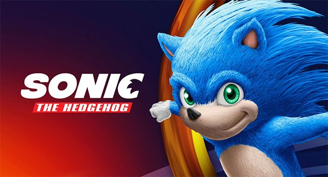 sonic movie what the hell is this thing