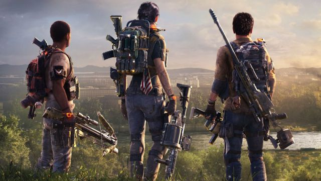 the division 2 livestream