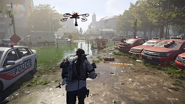 The Division 2 Skills Not Working