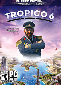 Box art - Tropico 6