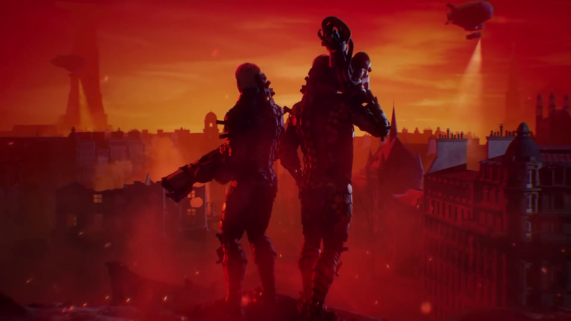Wolfenstein Youngblood teaser