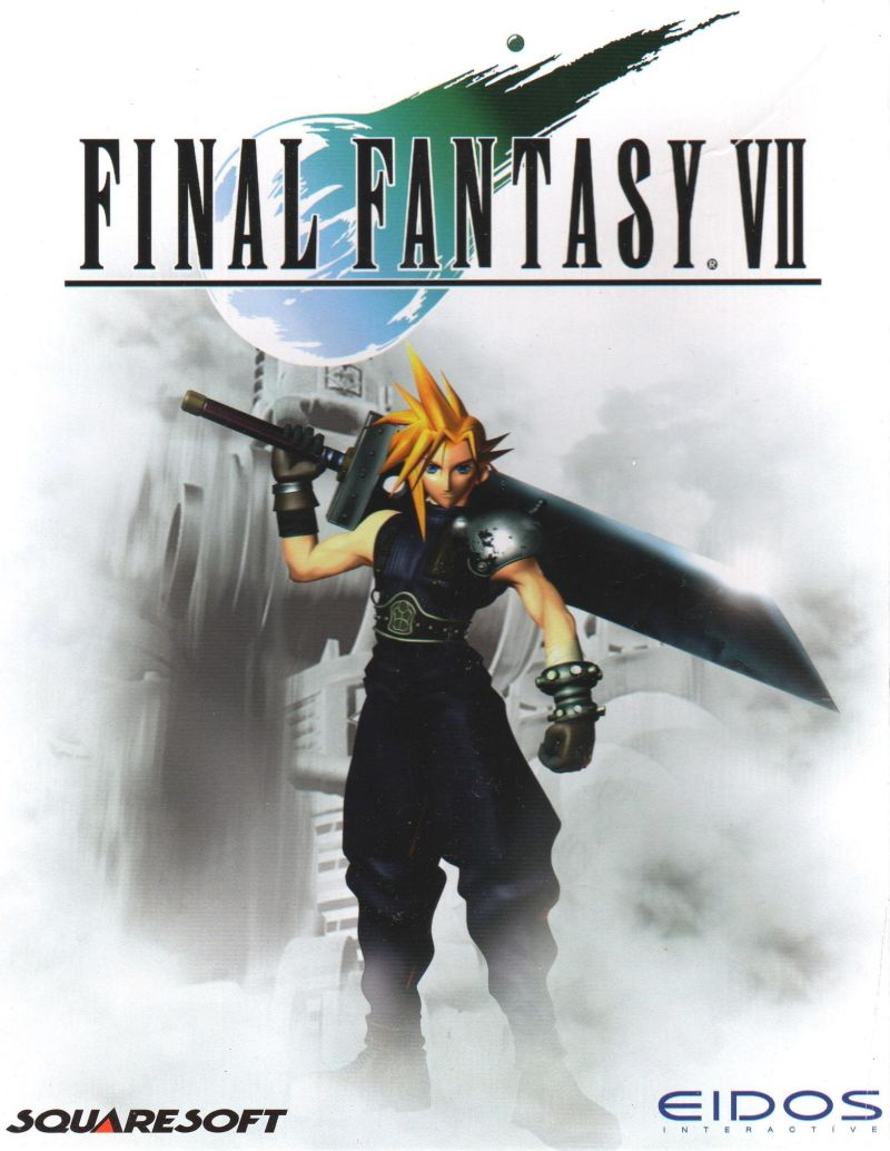 Box art - Final Fantasy VII