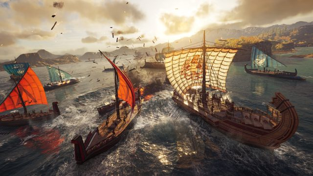 Assassin's Creed Odyssey 1.2.0