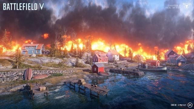 Battlefield 5 Tides of War Chapter 3 Update Patch Notes