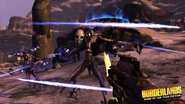 Borderlands GOTY Screen Tearing Fix - GameRevolution