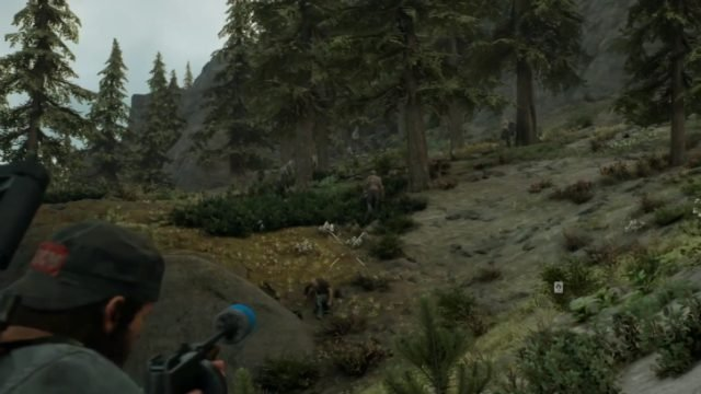 Days Gone Horde Fight Phase 2