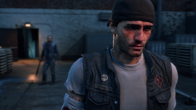 Days Gone Review Deek and Boozer outbreak night