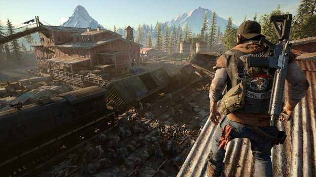 Days Gone Xbox One