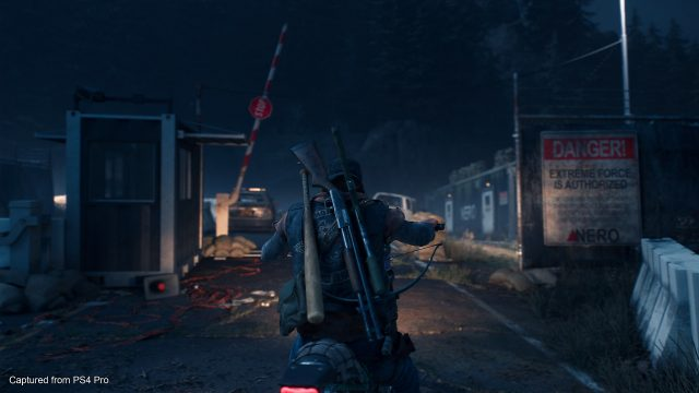 Days Gone crafting recipes