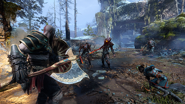 One Year Later | How God of War's axe grew from Home Depot tool to a killer weapon