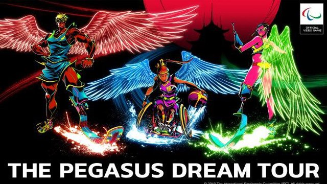 Hajime Tabata's 'The Pegasus Dream Tour' is the first Paralympics sponsored game